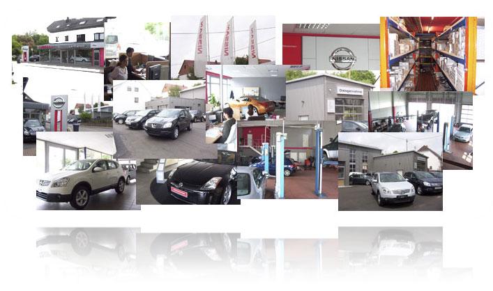 home nissan autohaus lanfranco gmbh illingen/saarland